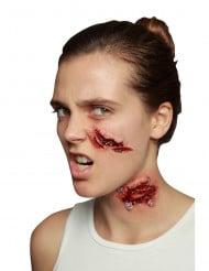Herida corte profundo