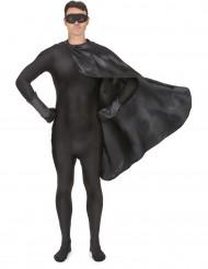 Kit superhéroe negro adulto
