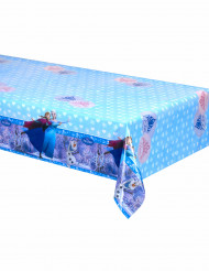 Mantel azul plástico Frozen™ 120x180