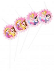 6 Pajitas Princesas Disney™