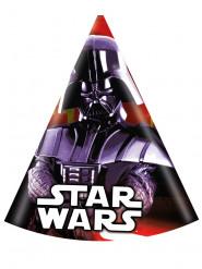 6 Gorros fiesta Dark Vador Star Wars™