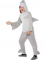 Disfraz de tiburón niño