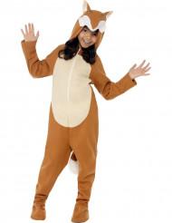 Disfraz de zorro para niño