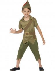 Disfraz de niño del bosque