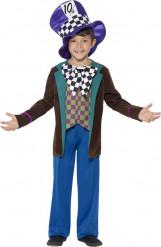 Disfraz sombrerero niño