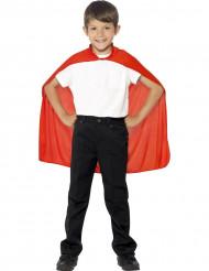 Capa roja niño 65 cm