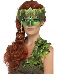 Máscara ninfa del bosque mujer