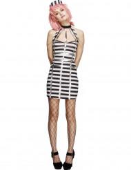 Disfraz prisionera sexy mujer