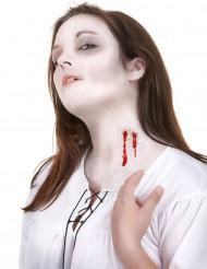Kit cicatriz mordedura vampiro Halloween