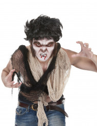 Kit maquillaje hombre lobo Halloween
