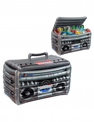 Cubitera radio Boom Box hinchable