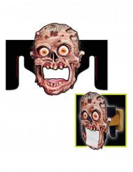 Distribuidor de papel higiénico zombie Halloween