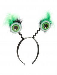 Diadema ojos verdes
