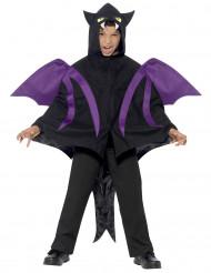 Disfraz Halloween murciélago niño