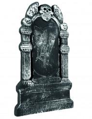 Decoración tumba esqueleto Halloween