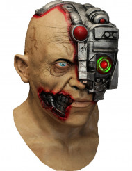 Máscara animada de cyborg integral - Smartphone