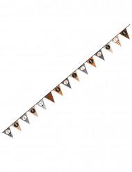 Guirnalda banderines originales Happy Halloween
