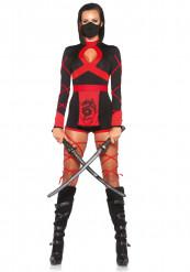 Disfraz ninja para mujer
