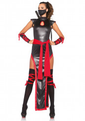 Disfraz ninja sexy para mujer
