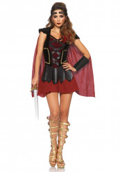 Disfraz guerrera romana sexy mujer