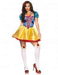 Disfraz princesa de cuento para mujer