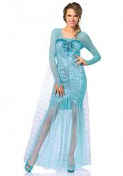 Disfraz reina del hielo mujer