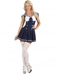 Disfraz marinero sexy mujer