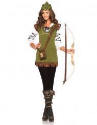 Disfraz mujer del bosque mujer