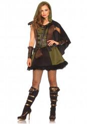 Disfraz mujer del bosque para mujer