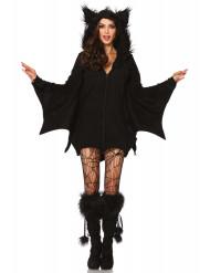 Disfraz murciélago mujer