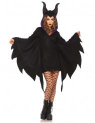 Disfraz bruja malvada mujer