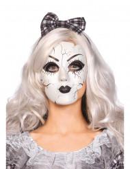 Máscara muñeca porcelana