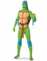 Disfraz de Leonardo Tortugas Ninja™ segunda piel adulto
