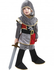 Disfraz caballero medieval niño