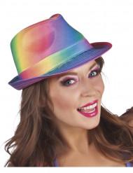 Sombrero arcoíris