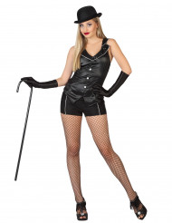 Disfraz cabaret mujer