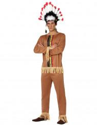 Disfraz de indio hombre