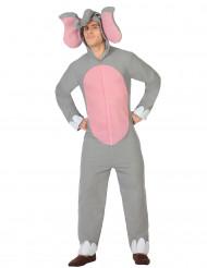 Disfraz elefante hombre