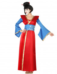 Disfraz geisha para mujer