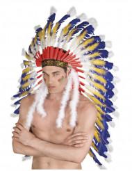 Corona de jefe indio adulto