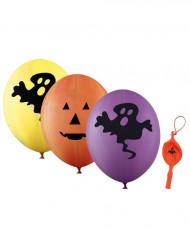 4 Globos gigantes 45 cm Halloween