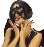 Antifaz murciélago mujer Halloween
