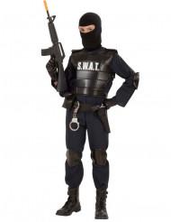 Disfraz oficial de SWAT niño