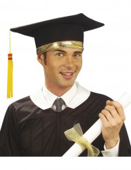 Birrete diplomado adulto