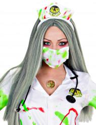 Heridas tóxicas con pegamento Halloween