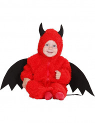 Disfraz demonio rojo bebé Halloween
