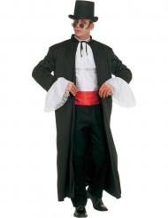 Disfraz Halloween conde gótico hombre