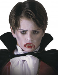 Dentadura vampiro niño Halloween