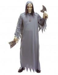 Disfraz zombie gótico adulto Halloween
