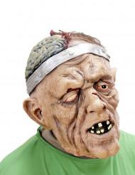 Máscara paciente operado adulto Halloween